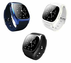 bluetooth smart watch smartphone armband uhr gear handy smartwatch telefon neu ebay. Black Bedroom Furniture Sets. Home Design Ideas