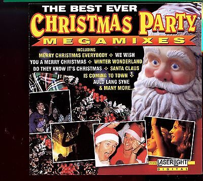 The Best Ever Christmas Party (The Best Christmas Party Ever)