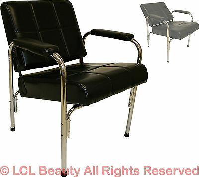 Shampoo Chair Auto Recline Reclining Barber Hair Styling Beauty Salon Equipment