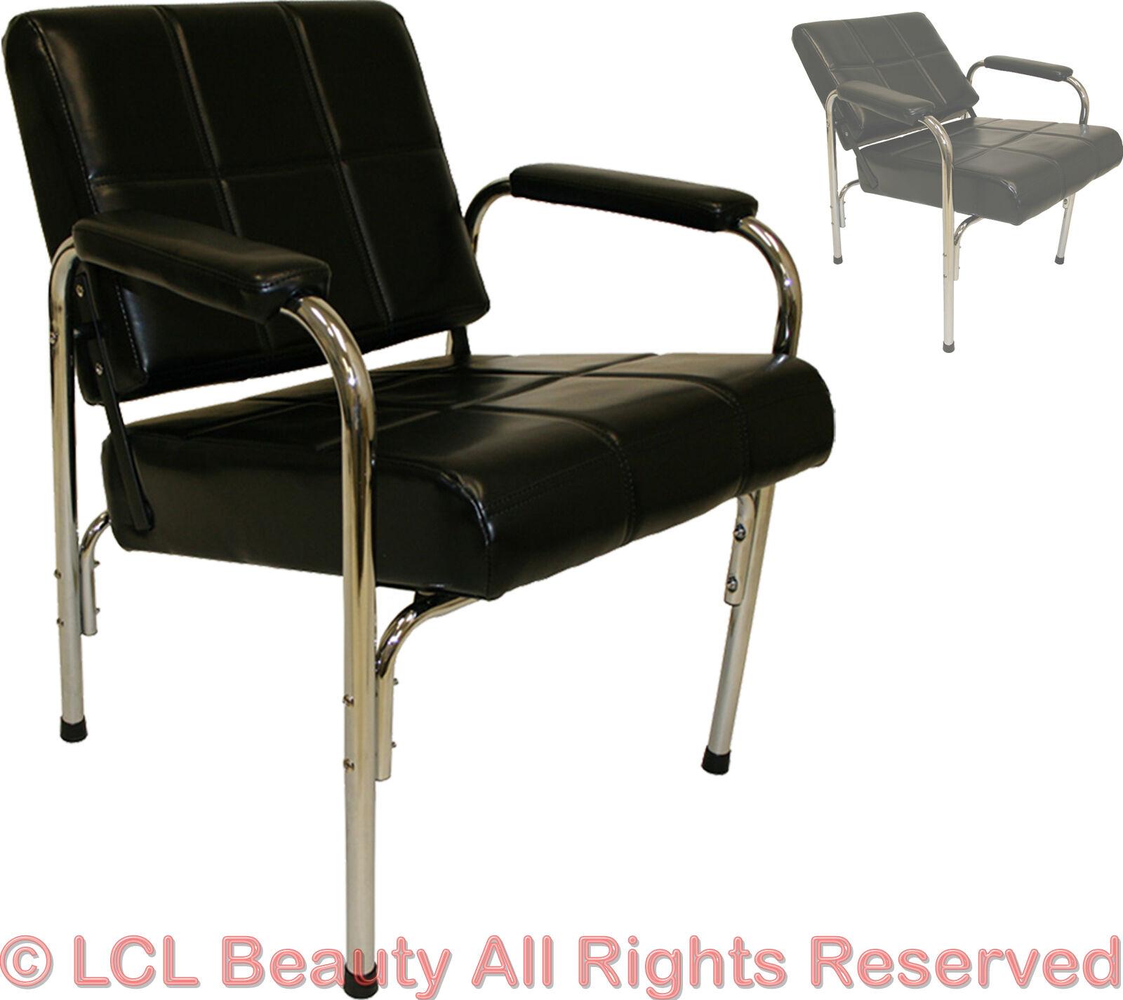 Shampoo Chair Auto Recline Reclining Barber Hair Styling Beauty Salon Equipment