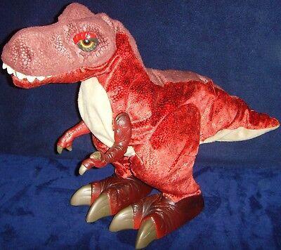 Playskool•2008•Dino-Roars•Kota & Pals•Dinosaur•Monty T-Rex•Walks•Roars•Working!