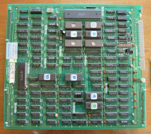 Terra Force Jamma Arcade PCB Shmup Nichibutsu 1987 Original