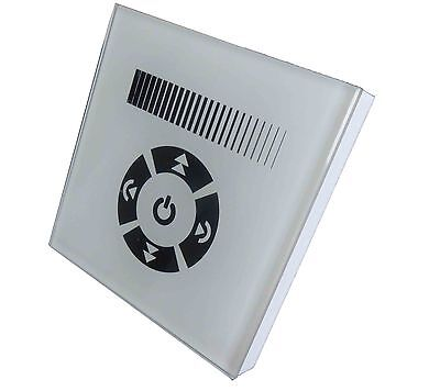 0-10V Touch Wand LED Trafo Treiber Controller Netzteil Dimmer Schalter 230V weiß ()