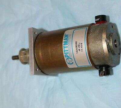 Pittman Motor Pittman 14203e091 48vdc