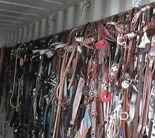 PLENTY LEFT LOTS OF BLING SADDLES BRIDLES BREASTPLATES ECT ECT North Maclean Logan Area Preview