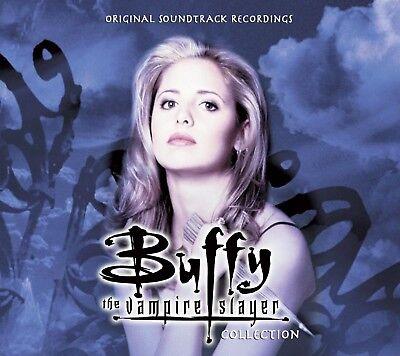 BUFFY THE VAMPIRE SLAYER Christophe Beck 4-CD Box Set LA-LA LAND Soundtrack NEW