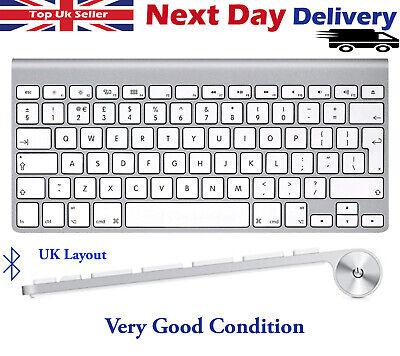 Genuine Original Apple Wireless Keyboard A1314 For Macbook, iMac Top UK Seller