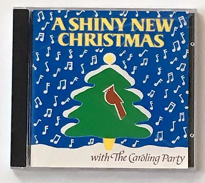 A Shiny New Christmas CD Audio Music 1990 Best Recordings Caroling (Best New Party Music)