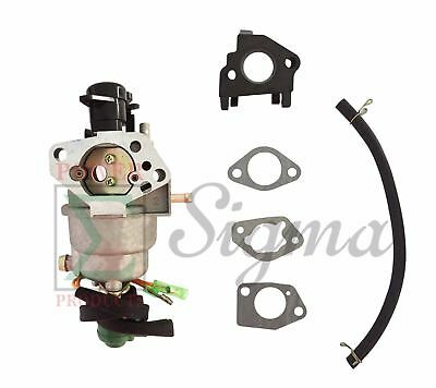 Carburetor Carb For Powertrain Ptg4500xcs Pt900g 4500 5500 Watt Gas Generator