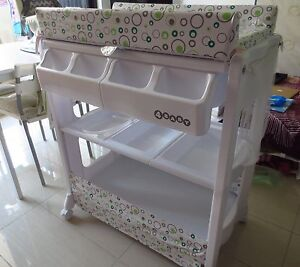 Baby Changing Table & Bath with Bath Seat Riverwood Canterbury Area Preview