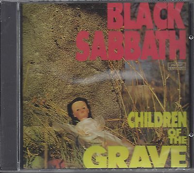 "BLACK SABBATH  ""Children Of The Grave""  NEW SEALED ROCK CD"
