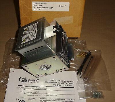 Fusion Uv System 256041 Kit Rev. F Magnetron I25 554171 New