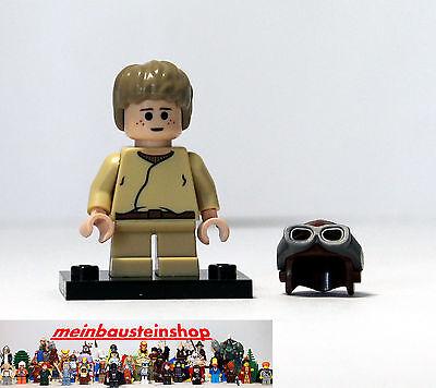 Lego® Star Wars Minifigur, Figuren, sw159 Anakin Skywalker als Kind, 7660