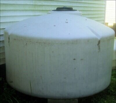 550 Gallon Poly Water Storage Vertical Tankcontainer Water Storage