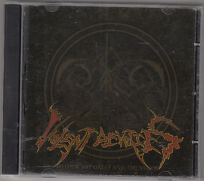 VIOLENT DEVOTIES - within the great and the venom CD