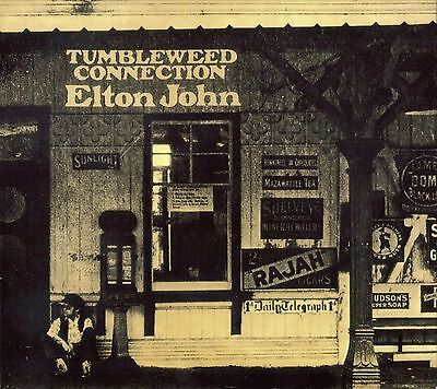 Elton John Tumbleweed Connection 180G Remastered Mercury Records New Vinyl Lp
