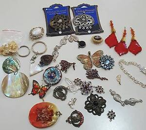 Jewellery Making - Bulk Pendants, Charms and Findings Calwell Tuggeranong Preview
