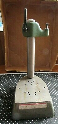 Federal Model 35b-30 12h Dial Indicator Comparator Inspection Machinist Stand