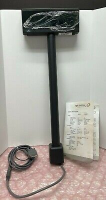 Logic Controls Pos Register Pole Display Ld9900-gy