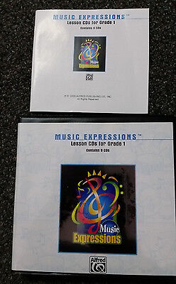 Music Expressions 1 Lesson (Music Expressions - Lesson CDs for Grade 1 - Alfred / Warner Bros)