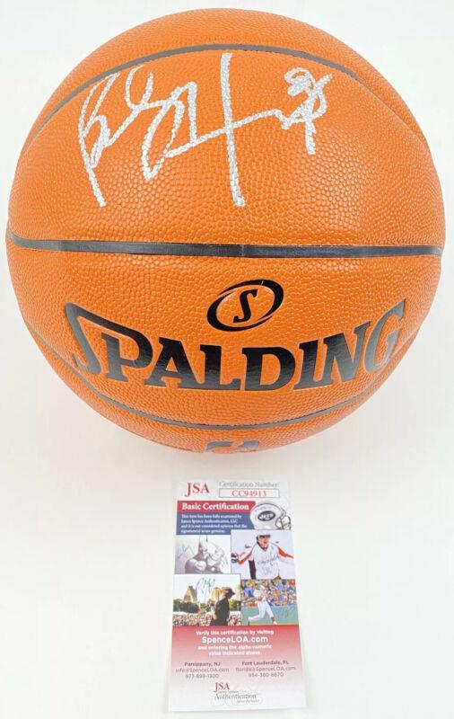 BECKY HAMMON signed NBA Basketball Spalding Game Ball San Antonio Spurs JSA