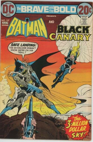 The Brave and the Bold #107 (Jul. 1973, DC)