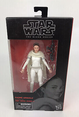 Padmé Amidala Star Wars The Black Series 6-Inch Action Figure Hasbro Toys