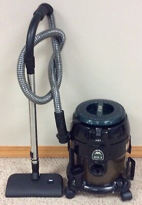 HYLA NST Canister Vacuum Water Filtration Warranty Works Perfectly Used For Sale Hardy