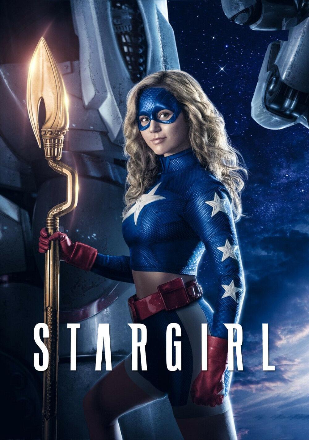"CW- STAR GIRL 11""x17"" TV SERIES POSTER PRINT #4"