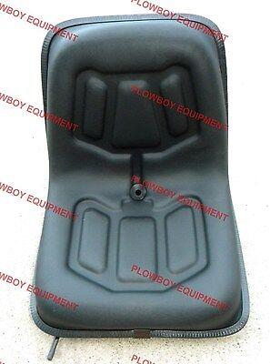 Lawn Garden Seat W Slide Trackslgs100bl Metal Seat Pan For Allis Chalmers