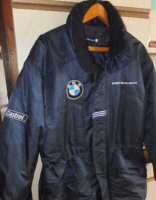 orig. BMW MOTORSPORT - Teamjacke DTM Formel 1 Sauber # Jacke jacket veste giacca