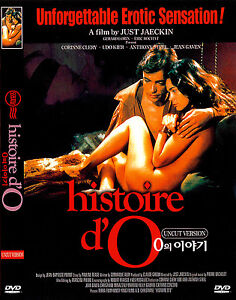 The-Story-of-O-Histoire-d-O-1975-New-Sealed-DVD-Just-Jaeckin