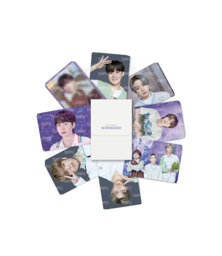 BTS SOWOOZOO 2021 Muster Mini Photo Card Official Merch US Seller - $15.00