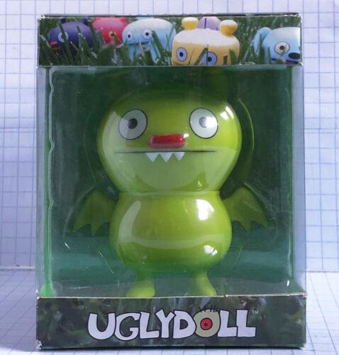Uglydolls vinyl series 3 figure NINJA BATTY SHOGUN GREEN, no returns or refunds