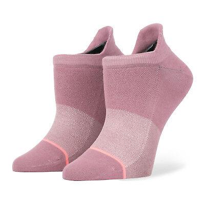 STANCE SOCKS NEW Womens Committed Invisible Boot Socks Rose Smoke BNWT Womens Boot Socken