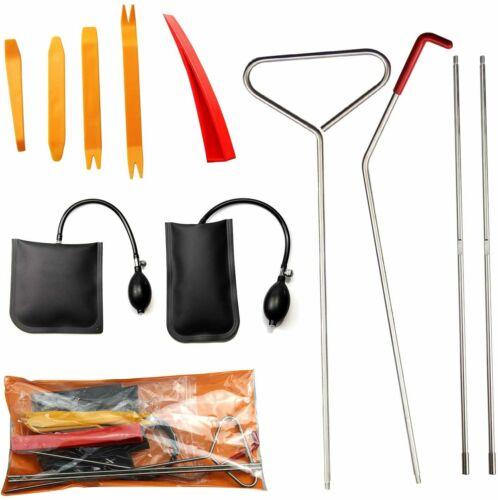 Car Tool Kit 11PACK - Emergency Car Tools, Professional Car Kits for Vehicles wi