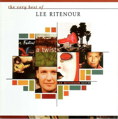 Lee Ritenour - The Very Best Of (2003) (GRP - 589 (The Very Best Of Lee Ritenour)