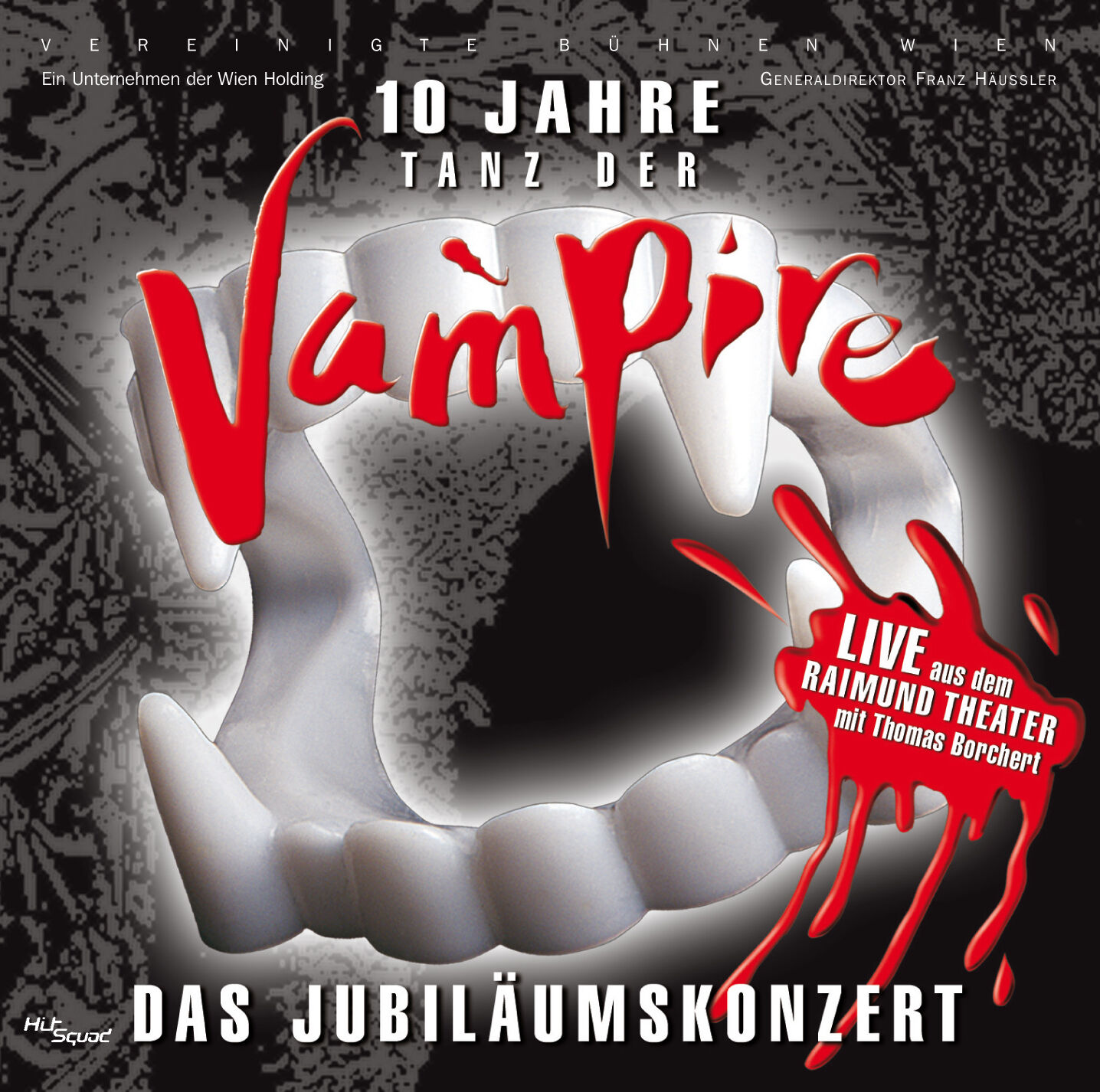 Tanz der Vampire - Das Musical - 10 Jahre - Jubiläumskonzert CD NEU + OVP!