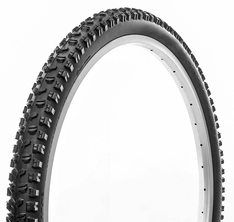 Folding Delium // Deli Tire 700 x 25C Bike Tire 127 TPI Skinwall Aramid Bead