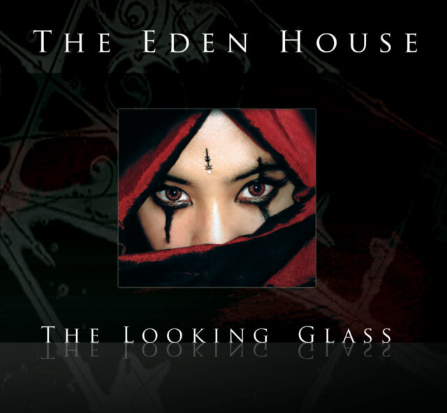 EDEN HOUSE Looking Glass DVD+CD Fields of the Nephilim Julianne Regan Pink Floyd
