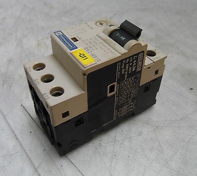 Telemecanique/Schneider, Motor Circuit Breaker, GV2-RS10,  WARRANTY