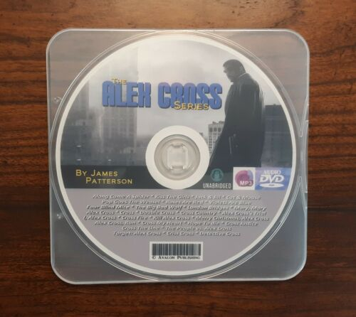 The ALEX CROSS Series - 28 MP3 Audiobook Collection -  by James Patterson