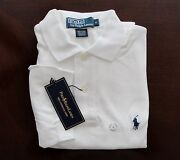 White Ralph Lauren Polo Shirt