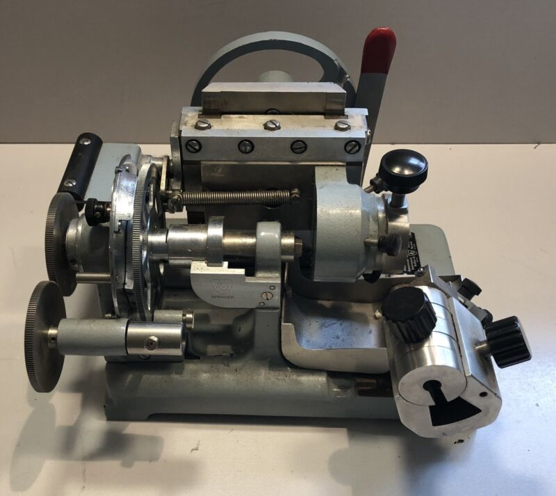 American Optical 830 Microtome Used
