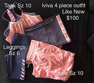 Iviva 4 Piece Outfit