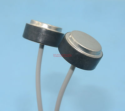2pcs Ultrasonic Flowmeter Sensor Liquid Flow Ultrasonic Sensor P201000h9.5tr