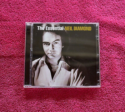 NEIL DIAMOND : Essential 2-CD (Greatest Hits ~ Best of)