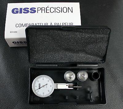 DTI Metric Dial Test Indicator