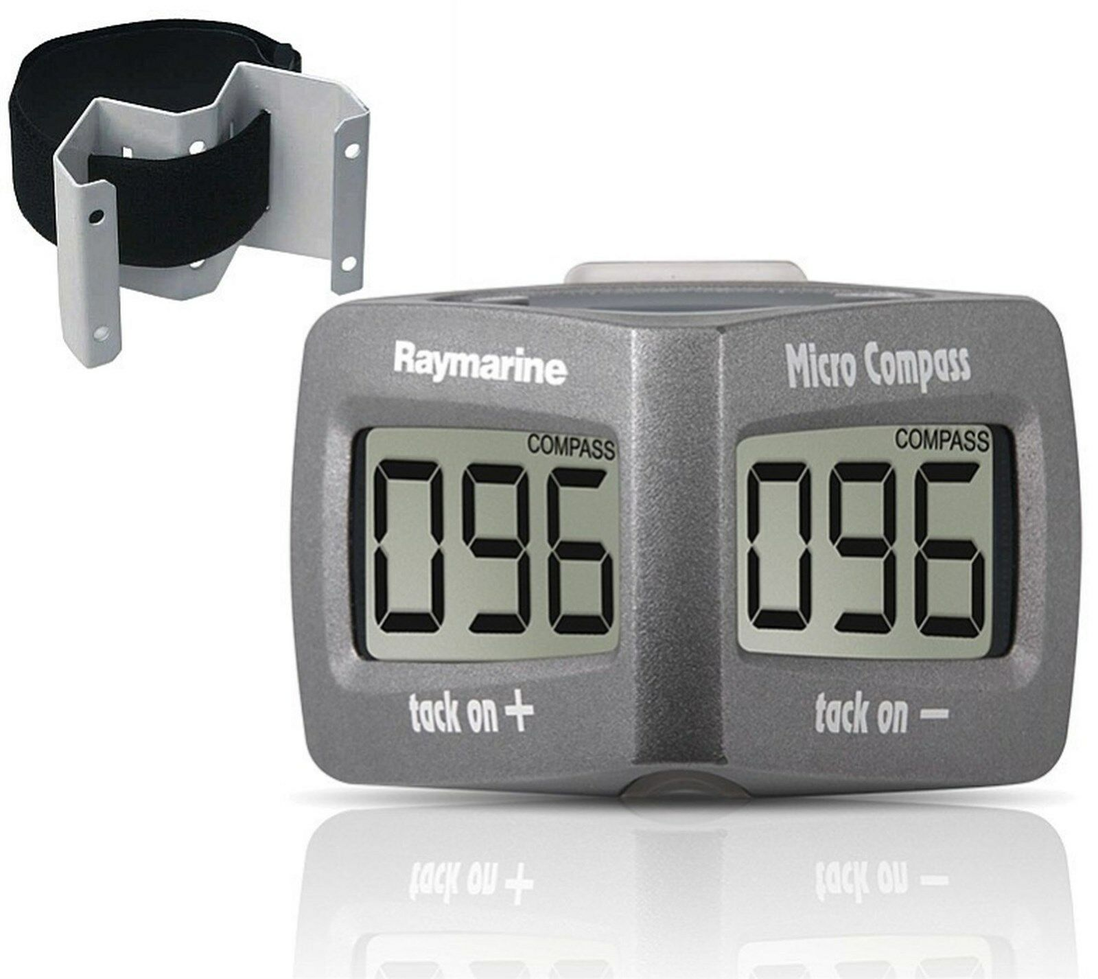 TackTick Raymarine Micro Compass Replacement Velcro for Mast Bracket
