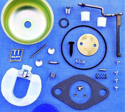 Carburetor Kit Fits Walbro Whg53 Whg53a Fits Wisconsin W2-880 Engine L131 Wm11